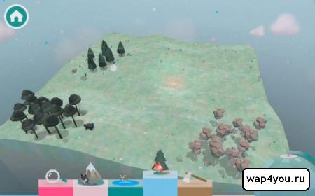 Скриншот Toca Nature на Андроид