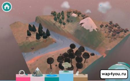 Скриншот Toca Nature для Android