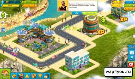 Скриншот игры 2020: Моя Страна для Android