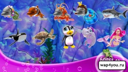 Скриншот My Dolphin Show на Андроид