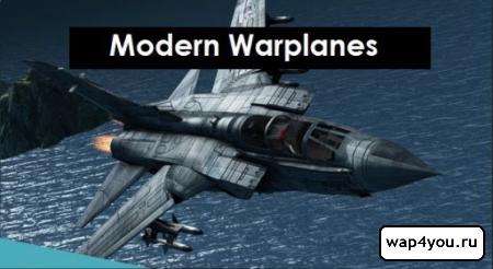 Обложка Modern Warplanes