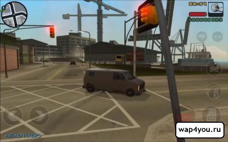 Скриншот GTA: Liberty City Stories на Андроид