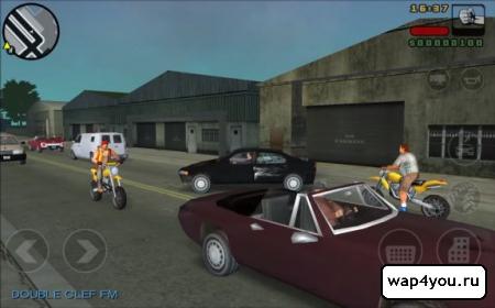 Скриншот GTA: Liberty City Stories