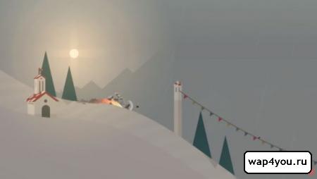 Скриншот Alto's Adventure на Андроид