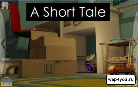 Обложка A Short Tale