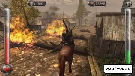 Скриншот Arcane Knight на АНдроид