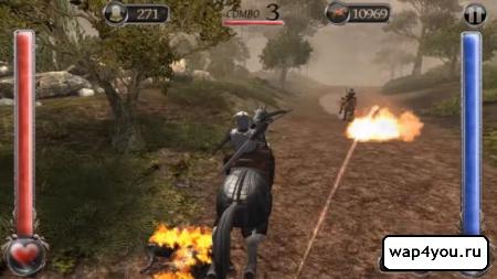 Скриншот Arcane Knight