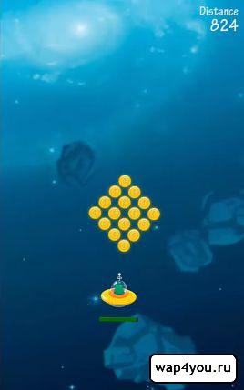 Скриншот Asteroids Rush для Андроид