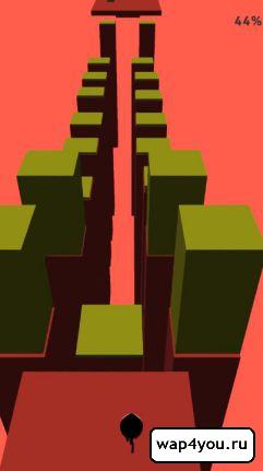Скриншот Stickman Cubed для Андроид