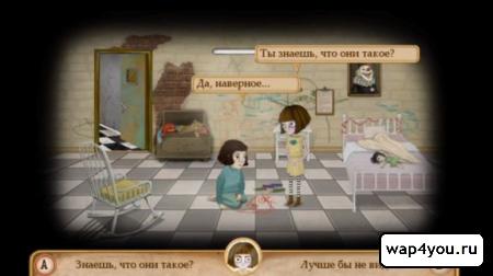 Скриншот Fran Bow для Андроид