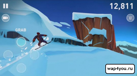 Snowboarding The Fourth Phase на Андроид