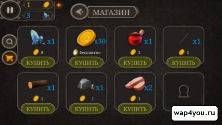 Скриншот Выживание на облачном острове для Андроид