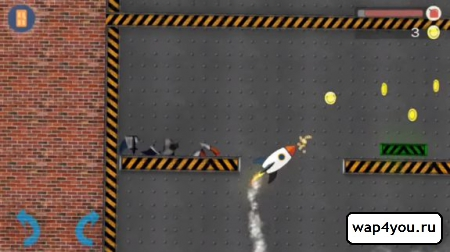 Rocket Blast на Андроид