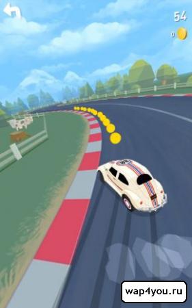 Скриншот Thumb Drift - Furious Racing