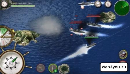 Скриншот Navy Field на Андроид