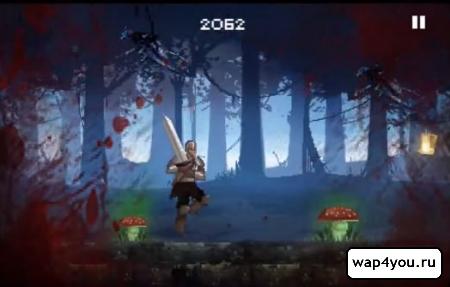 Скриншот Slashy Souls на Андроид