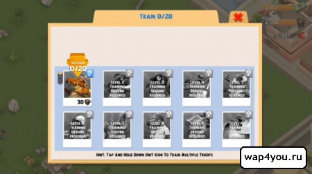 Скриншот Temsa7 Army для Андроид