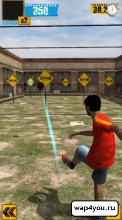 Urban Soccer Challenge для Android