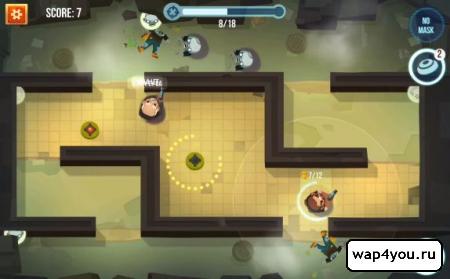 Скриншот Survivor Squad на Андроид