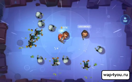 Скриншот Survivor Squad для Android