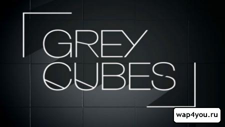 Grey Cubes: 3D Brick Breaker