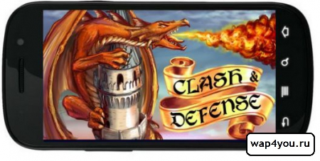 Clash & Defense на Андроид