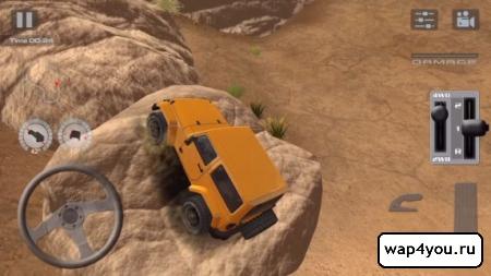 Скриншот OffRoad Drive Desert
