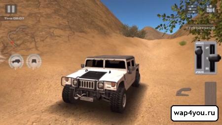 Скриншот OffRoad Drive Desert для Андроид