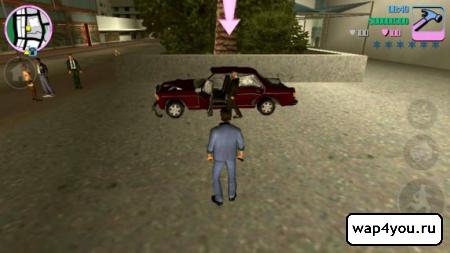 GTA Vice City для Андроид много денег
