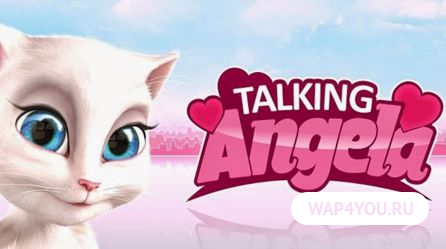 Игра My Talking Angela