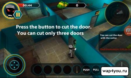 Игра Stickman Escape Story 3D на Андроид