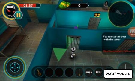 Stickman Escape Story 3D для Android