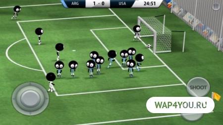 Stickman Soccer 2016 скачать