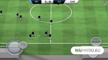 Stickman Soccer 2016 для Android