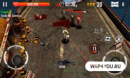 Скачать Zombie Overkill 3D