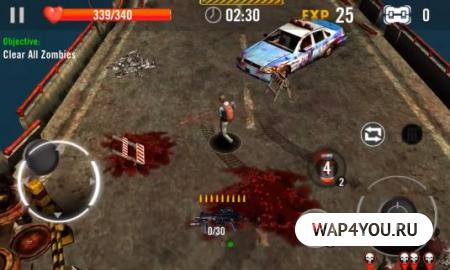 Zombie Overkill 3D на Андроид