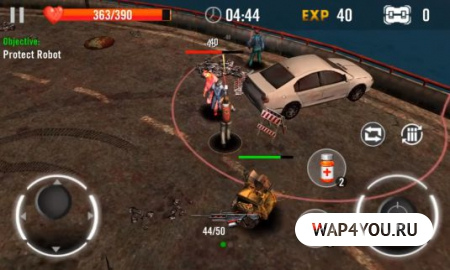 Zombie Overkill 3D на Android