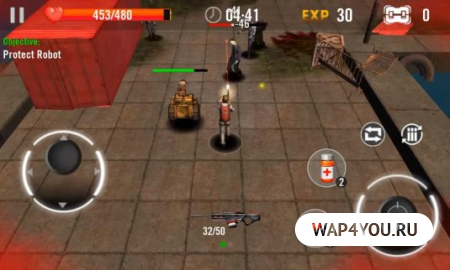 Zombie Overkill 3D скачать на Android