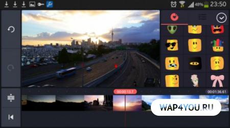 KineMaster Pro на Android