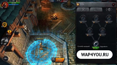 The Witcher Battle Arena для Android
