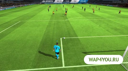 Скачать FIFA 16 на Андроид