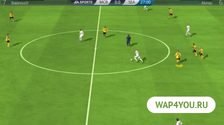 FIFA 16 на Андроид