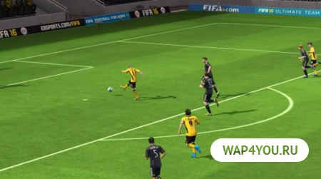 FIFA 16 скачать на Андроид