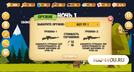 Zombie Forest для Android