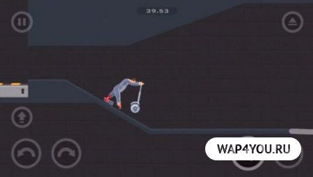 Happy Wheels скачать на Андроид