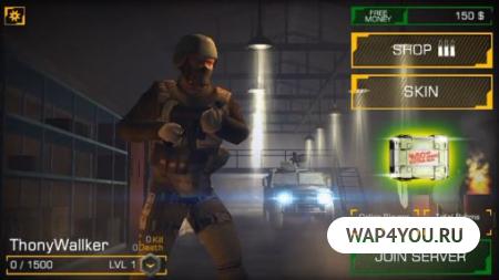 Bullet Party CS 2: GO STRIKE для Android