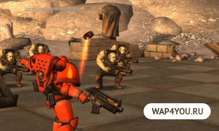 Warhammer 40,000: Regicide на Андроид