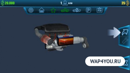 Car Mechanic Simulator 2016 для Андроид