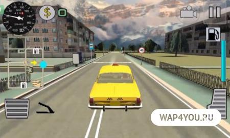 Скачать Симулятор Русского Такси 3D на Андроид