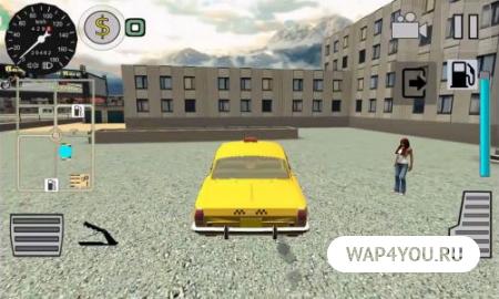 Симулятор Русского Такси 3D